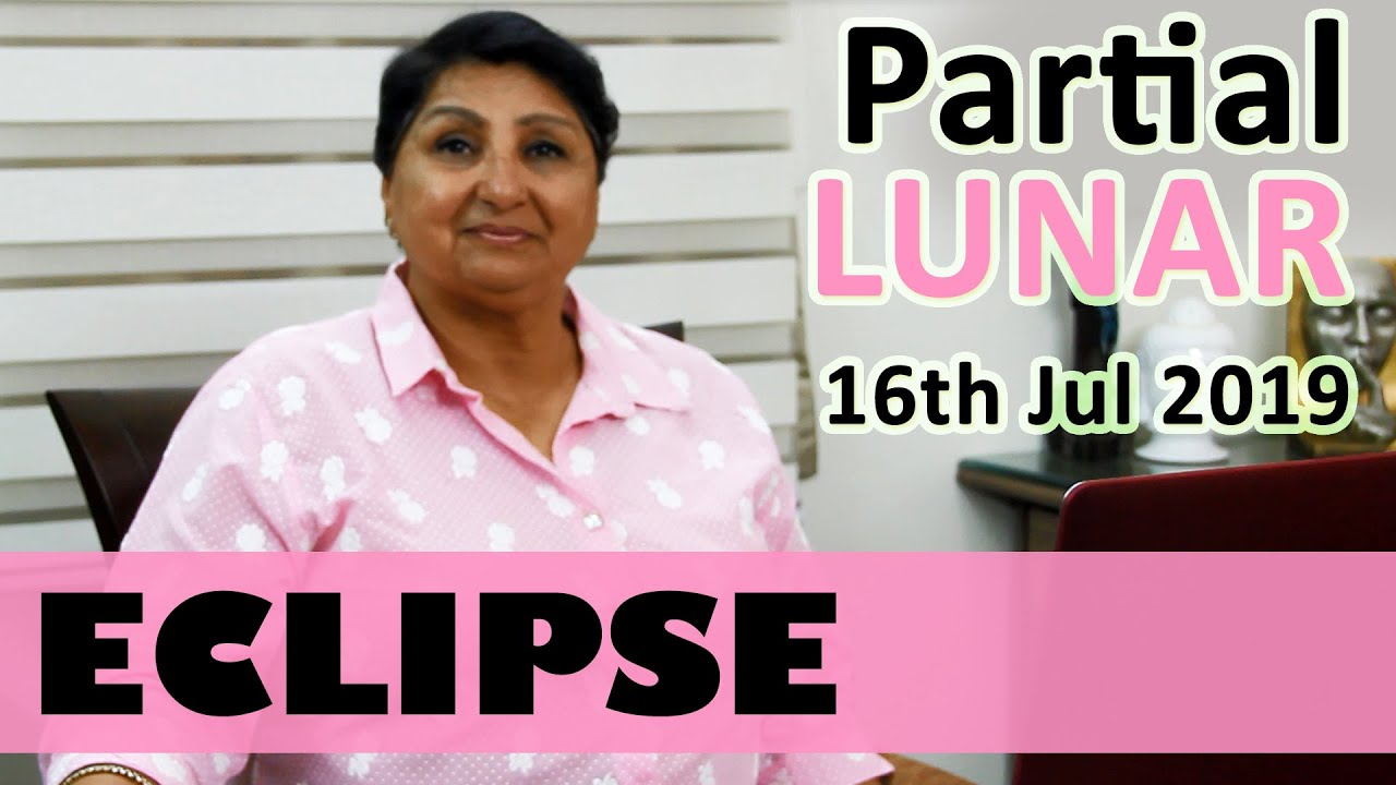 Partial-Lunar-Eclipse-16-July-2019 – Dolly Manghat